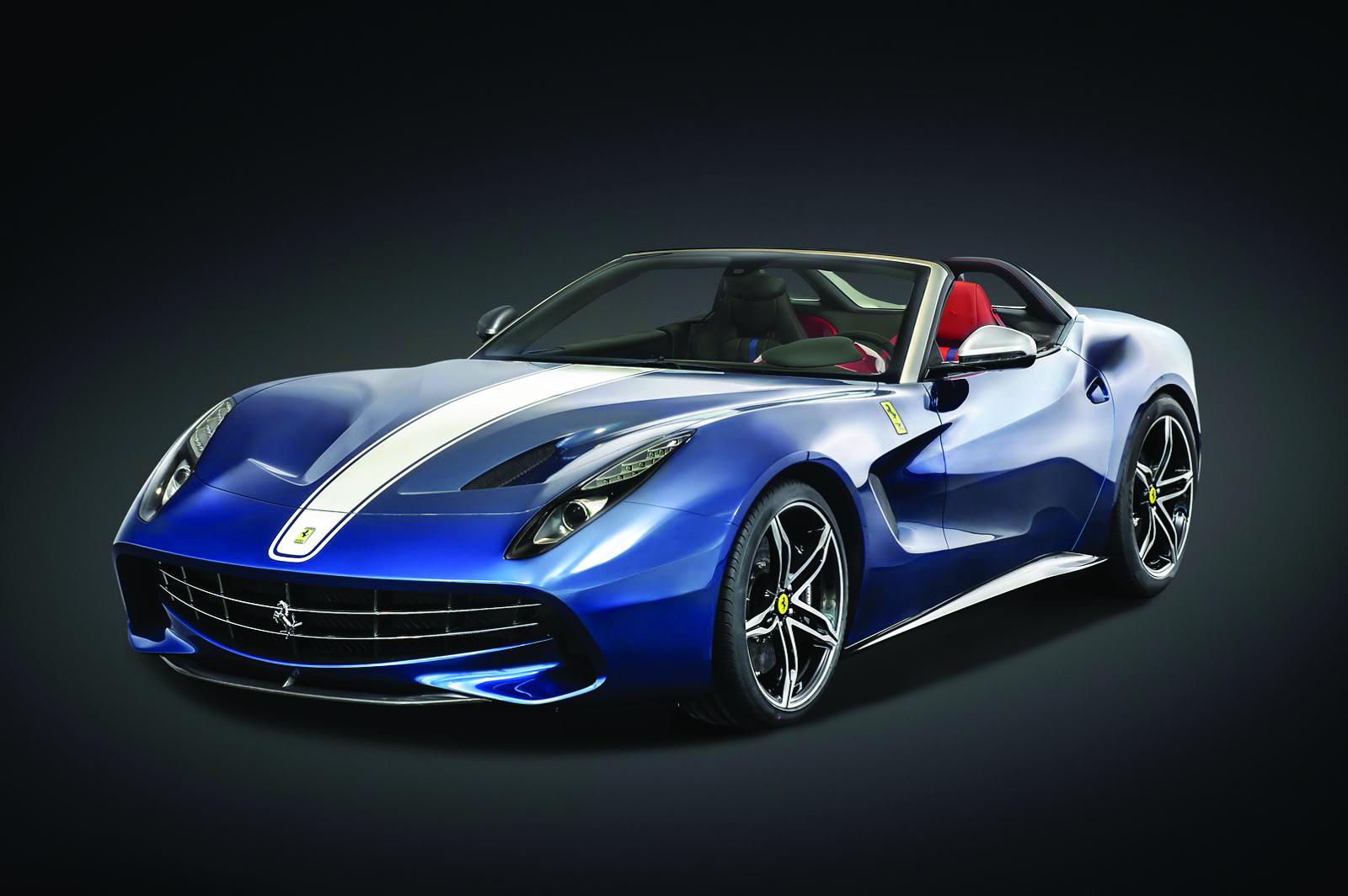 Ferrari F60 America 1