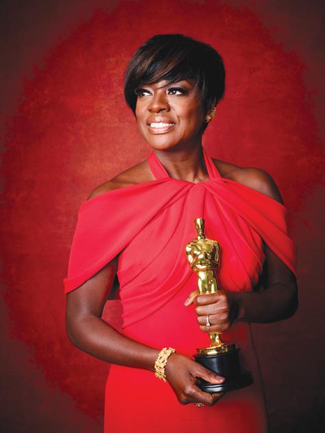 89th Oscars, Winner Portraits