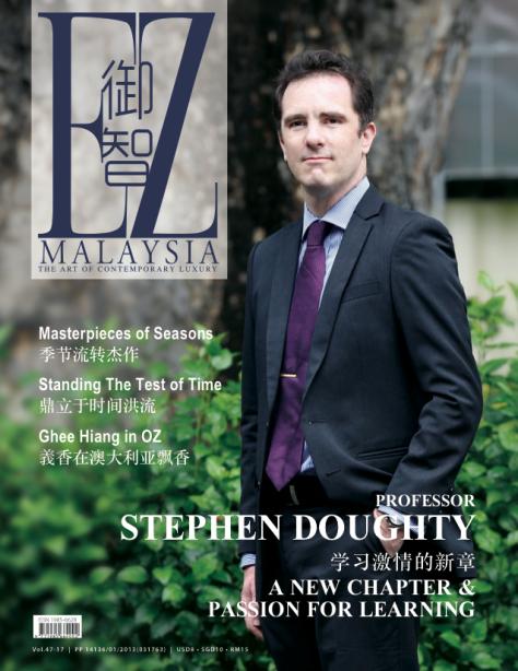 Professor Stephen Doughty