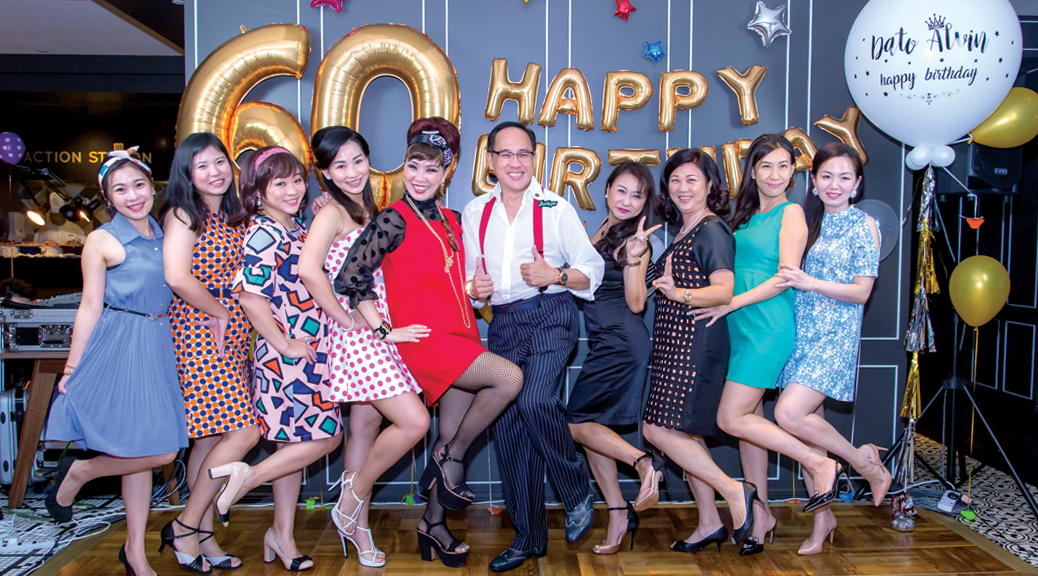 modern wedding cake cutting songs 2017 dato alvin lim s groovy 70s themed birthday 拿督林廷晖 绝妙70年代 17471