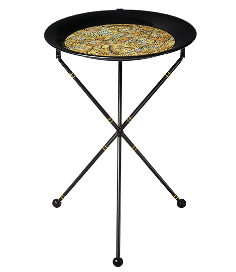 gucci-decor-Metal Folding Side-Table.jpg