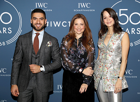 IWC Schaffhausen at SIHH 2018 - Day 2