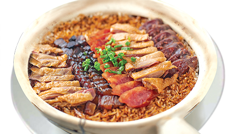 Claypot Rice with Assorted Waxed Meat.jpg